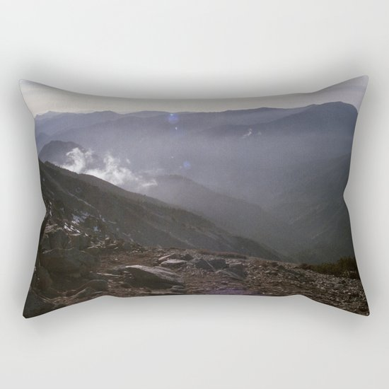 Angeles National Forest Rectangular Pillow