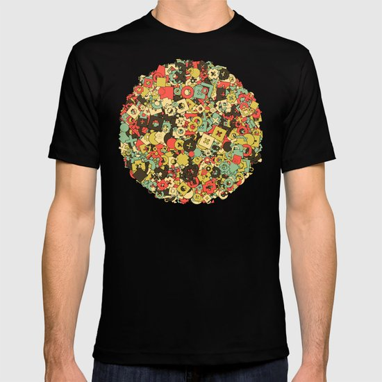 Nineteen Shapes T-shirt