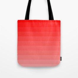 Strawberry Ombre Tote Bag
