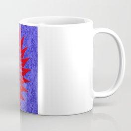 winzah red mandala Coffee Mug