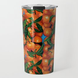 Florida Oranges Travel Mug