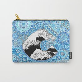 Kanagawa's wave Carry-All Pouch