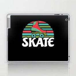 Roller Skate Roller Skating Rollerblades Laptop & iPad Skin