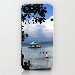 Honda Bay IX iPhone Case