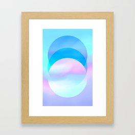 Transcending Framed Art Print
