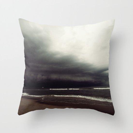 storm2 Throw Pillow