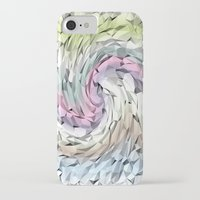 carousel iPhone & iPod Cases featuring Carousel by Laake-Photos