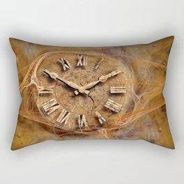 Tempus fugit ! Rectangular Pillow