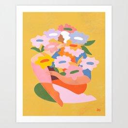 Self Love No.1 Art Print