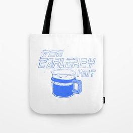 Tea Earl Grey Hot Picard Cup Tote Bag