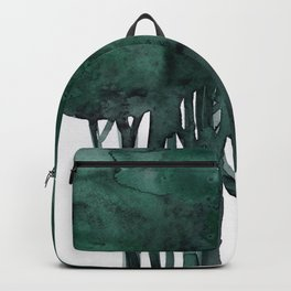Tree Impressions No.1D by Kathy Morton Stanion Backpack