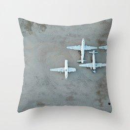 Avion Throw Pillow