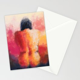 Contemplation Stationery Cards