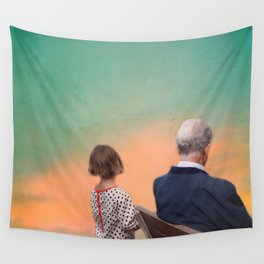 The wonderful stories of my grandfather Wall Tapestry