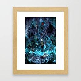 LOVECRAFT Framed Art Print