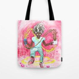 Energy God: Attainment Tote Bag