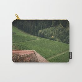 Countryside Textures Carry-All Pouch