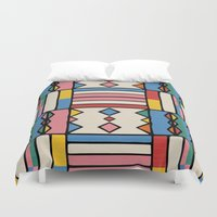 journey Duvet Covers featuring journey by spinL