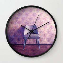 chaise III Wall Clock