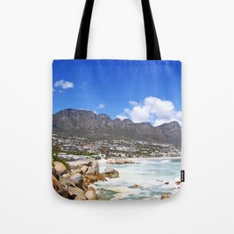 Lovely Cape Town, South Africa Tote Bag