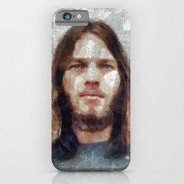 David Gilmour, Music Legend iPhone Case