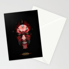 cutie Darth Moal Stationery Cards