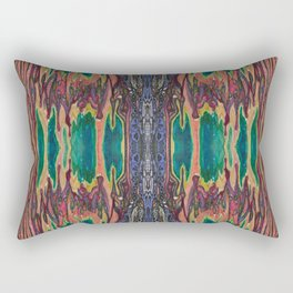Unknown Immortal Species (The Door of Transcendence) (Reflection) Rectangular Pillow