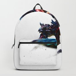 cool monsters Backpack