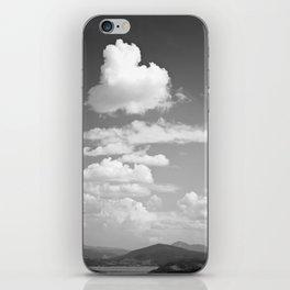 Cloud Coverage iPhone Skin