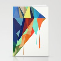 diamond Stationery Cards featuring Diamond by By Nordic