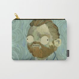 Vincent Van Goof Carry-All Pouch