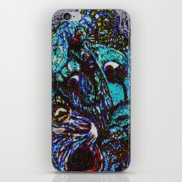 Snail Interrupted iPhone Skin