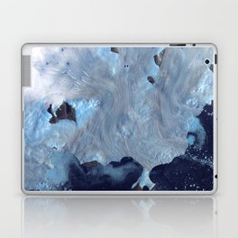 Glaciers on Greenland's Coast Laptop & iPad Skin