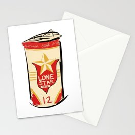 Lone Star Stationery Cards