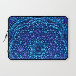 Mandala by Moonlight Laptop Sleeve