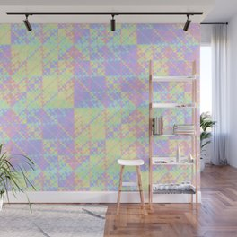 Holographic Wall Mural
