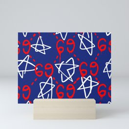 SIXTYNINE V2 Mini Art Print