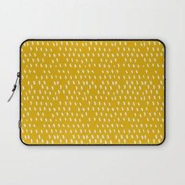 Yellow Modernist Laptop Sleeve
