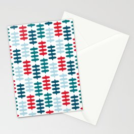Joy collection - Red leaves Stationery Cards