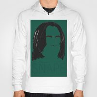 snape Hoodies featuring Snape and you by Ally Simmons