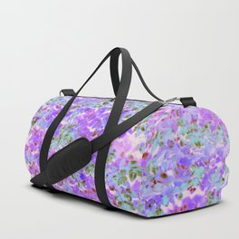 Speckled Pink Duffle Bag