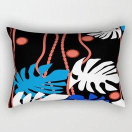 Jungle Night Fever Rectangular Pillow