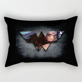 WonderWoman Rectangular Pillow