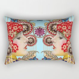 Pandora Sky Rectangular Pillow