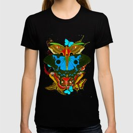 BUTTERFLIES - The Colors of the Nature T-shirt