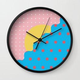 Memphis Style N°6 Wall Clock