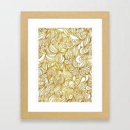 doodle #2 Framed Art Print