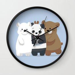 Selfie! Wall Clock