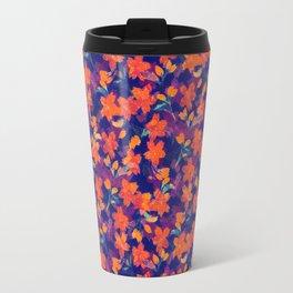 Japanese Garden: Blossoms Dk Travel Mug