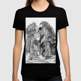 Clexa Wedding T-shirt